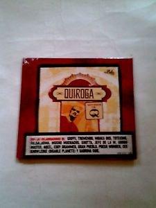 Quiroga (3) - Historias de Q (CD, Album) Brand New Sealed