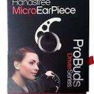 Tzumi HandsFree Micro Ear Piece ProBuds Driver Series in Black