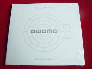 MOSCAS EN DICIEMBRE - RAPSODIA DE FRUTAS - DWOMO - 2CD BRAND NEW Sealed
