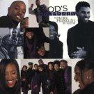 God's Property From Kirk Franklin's Nu Nation, (CD, Album, Club)