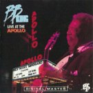 B.B. King - Live At The Apollo (CD, Album) 1993