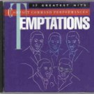 The Temptations - Compact Command Performances (17 Greatest Hits) (CD, Comp, Club