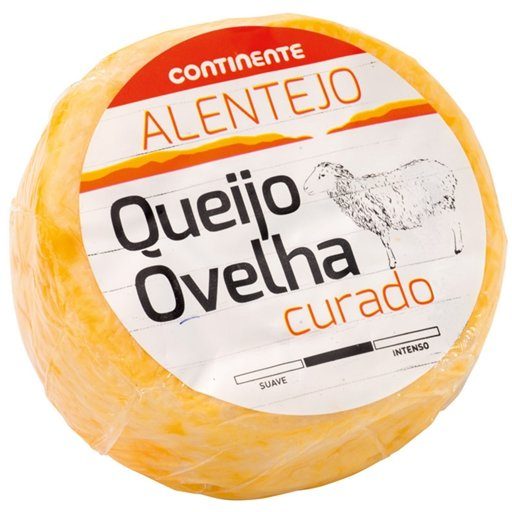 HOT TRADITIONAL PORTUGUESE CURED SHEEP'S CHEESE 200/250 GRS GOURMET