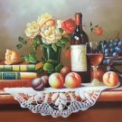 "Simple modern Hand painted oil painting on canvas""harvest fruits""60x90CM(23.6""x35.4"")Unframed-30"