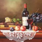 "handpainted oil painting on canvas Art Decor""Grape wine""50x60CM(19.7""x23.6"")Unframed-42"