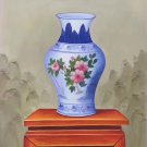 "Simple modern Hand painted oil painting on canvas""ceramics""60x90CM(23.6""x35.4"")Unframed-10"