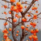 "Hand painted oil painting on canvas""persimmon""60x90CM(23.6""x35.4"")Unframed-09"
