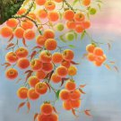 """Hand painted oil painting on canvas""""persimmon""""60x90CM(23.6""""x35.4"""")Unframed-21"""