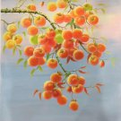 "Hand painted oil painting on canvas""persimmon""60x90CM(23.6""x35.4"")Unframed-23"