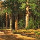 """American style Hand painted oil painting on canvas""""forest""""70x180CM(27.6""""x70.9"""")Unframed-25"""