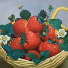 """Hand painted oil painting on canvas""""bumper harvest fruits""""60x90CM(23.6""""x35.4"""")Unframed-55"""