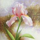 """Simple modern Hand painted oil painting on canvas""""Flowers""""60x90CM(23.6""""x35.4"""")Unframed-30"""