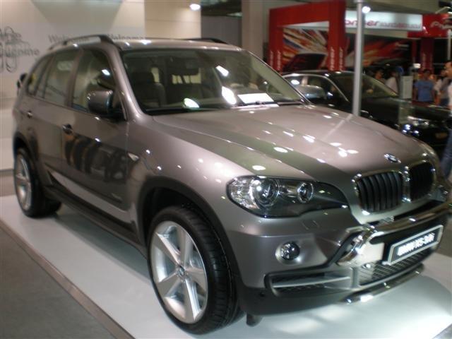 BMW x_series