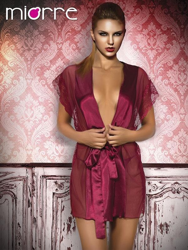Women Satin Short Nightwear Sleepwear Gown Sexy Dress V Neck Robe Lingerie