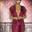 Women Satin Short Nightwear Sleepwear Gown Sexy Dress V Neck Robe Lingerie