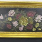 Antique Original Floral Still Life Oil on Board Brueghel School Painting