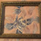 Antique Wooden Picture Frame 16x13 In