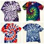 Youth Tie dye t shirts