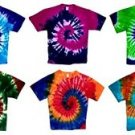 Tie dye tees kids boys wholesale Lot of 36 pcs