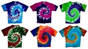 Tie dye tees kids boys wholesale Lot of 36 pcs