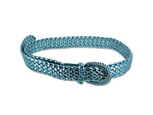 braided fashion belt