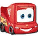 "Disney Electronics - Disney Cars 13"" TV/DVD Combo"
