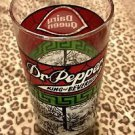 DR. PEPPER 1979 King of Beverages DAIRY QUEEN Vintage Drinking Glass L@@K!!