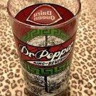 DR. PEPPER 1979 King of Beverages DAIRY QUEEN Vintage Drinking Glass L@@K!!
