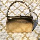 Vintage @RETRO@ Theodore of CALIFORNIA Gold Handbag ~AwEs0mE FIND~ PURSE