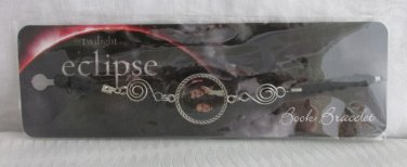 New Twilight Saga New Moon EDWARD & BELLA Book Bracelet NECA  NRFP