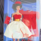 Silken Flame Barbie Doll Brunette 1997 Vintage Mattel Collector Edition NRFB