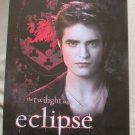 Twilight Saga Eclipse Edward Portrait Family Crest Poster 24x36 Robrt Pattinson