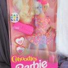 Caboodles Barbie Doll w/ Glitter Beach Makeup 1992 Vintage Mattel NRFB