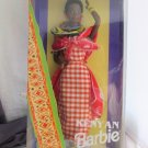 Kenya Barbie Doll 1993 Vintage Mattel Dolls of the World Collection NRFB