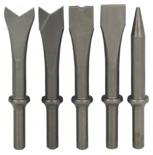 5 PC. HEAVY DUTY CHISEL SET