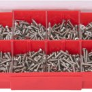 880 PC STAINLESS STEEL SCREW SET