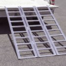 SUPER-WIDE TRI-FOLD LOADING RAMP