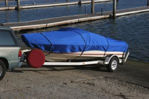 Large Boat Cover
