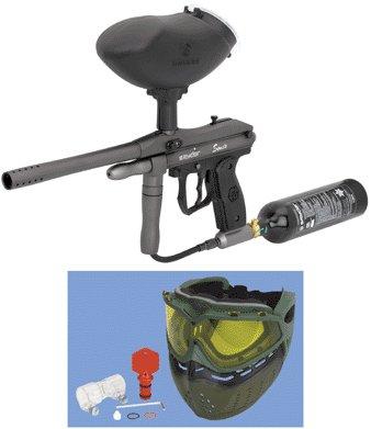 Sonix® Value Pack Paintball Gun