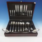 Cascade by Towle Sterling Silver Flatware Set For 6 Service 39 Pieces