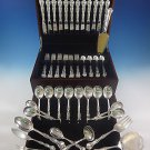 Rondo by Gorham Sterling Silver Flatware Set For 12 Service 69 Pieces