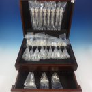Dubarry Du Barry by International Sterling Silver Flatware Set 8 35 Pieces New