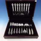 Guildhall by Reed & Barton Sterling Silver Flatware Set For 8 Service 51 Pcs