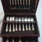 Eloquence by Lunt Sterling Silver Flatware Service For 8 Set 51 Pieces