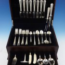 Fairfax by Gorham Sterling Silver Flatware Set For 8 Service 72 Pieces