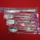 Mediterranea by Oneidea Sterling Silver Regular Place Setting(s) 4pc New