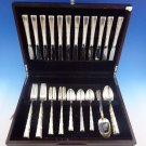 Madrigal by Lunt Sterling Silver Flatware Set For 12 Service 60 Pieces