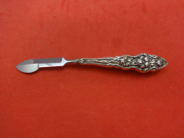 """Floral by Unger Sterling Silver Ink Eraser Rare 5 1/4"""""""