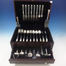 Craftsman by Towle Sterling Silver Flatware Set For 8 Service 50 Pieces