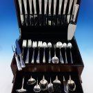 Courtship by International Sterling Silver Flatware Set For 12 Service 83 Pieces
